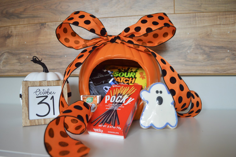 Diy Halloween Baskets Let S Get Spooky Dig Mag