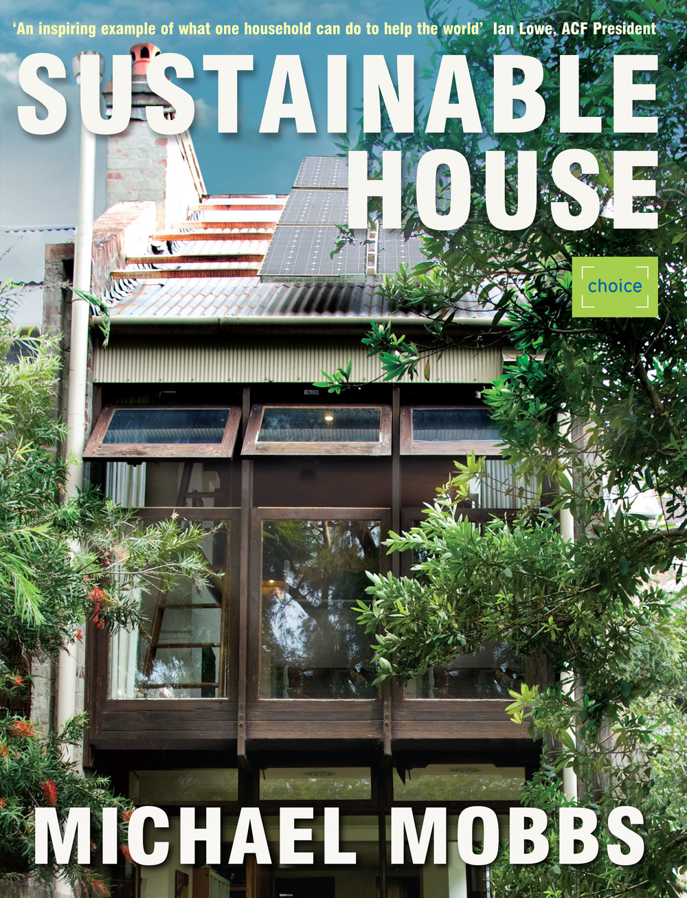 how to build a sustainable house model