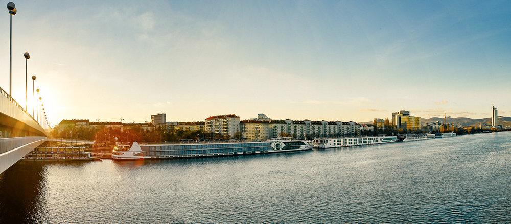 Wien - Reichsbrücke