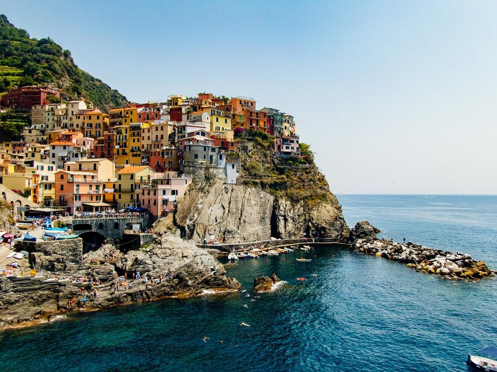Landschaftsfotografie - Cinque Terre
