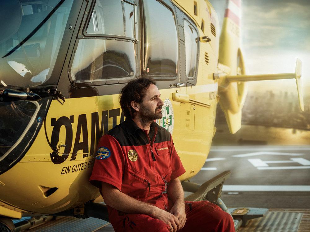 CGI - Hubschrauberprojekt