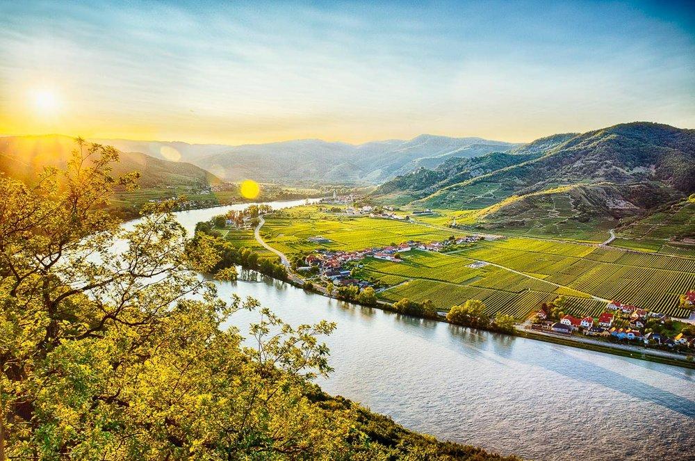 Landschaftsfotografie - Wachau