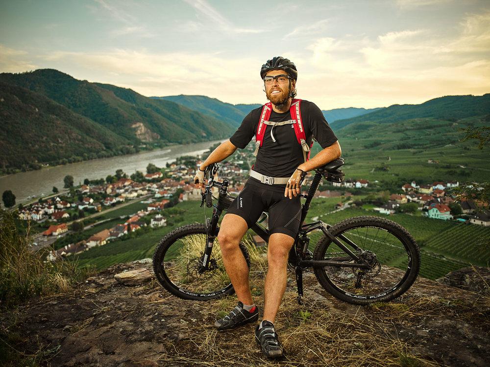 Imagefotos - Mountainbiker Niederoesterreich