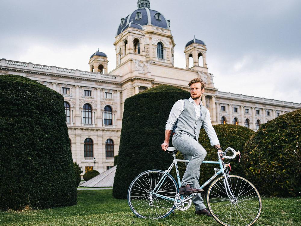 Editorial Serie - Wien
