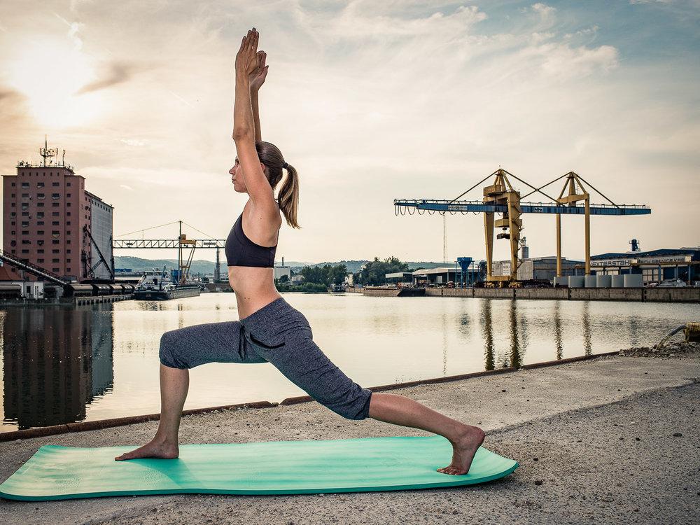 Yoga Serie - Lifestyle