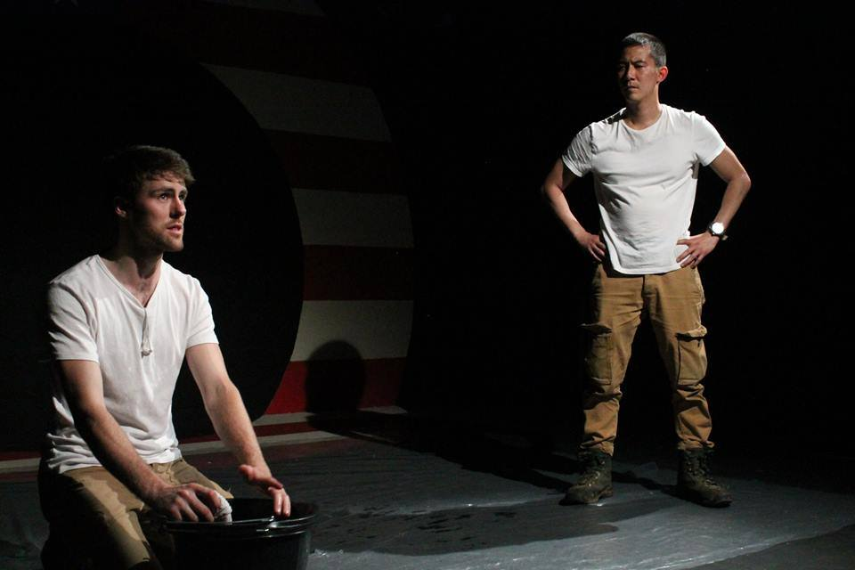 Mark Armstrong & Akie Kotabe | Theatre503