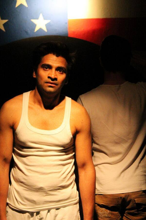 Diljohn Sidhu & Mark Armstrong | Theatre503