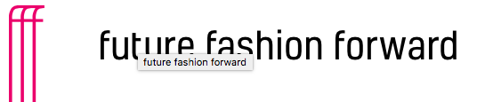 fff future fashion forward e.V.