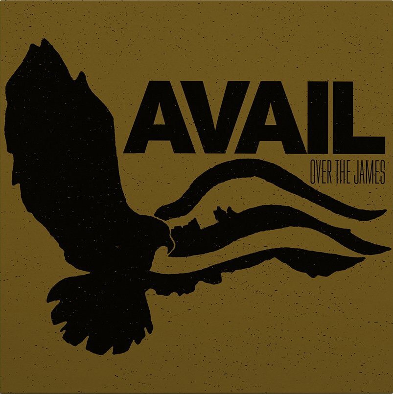 Avail Over The James Yellow Vinyl A Day In The Life Records