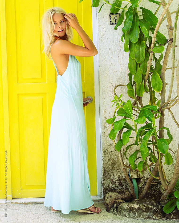 L*Space Moonlight Maxi Beach dress