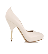 VOLUPTÉ COURT SHOES WITH ORB HEEL VIVIEN WESTWOOD / VERY EXCLUSIVE £430