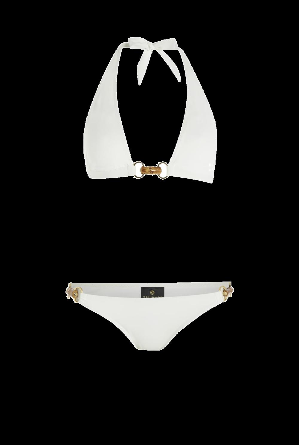 Porte Cervo Bikini Off White from £85