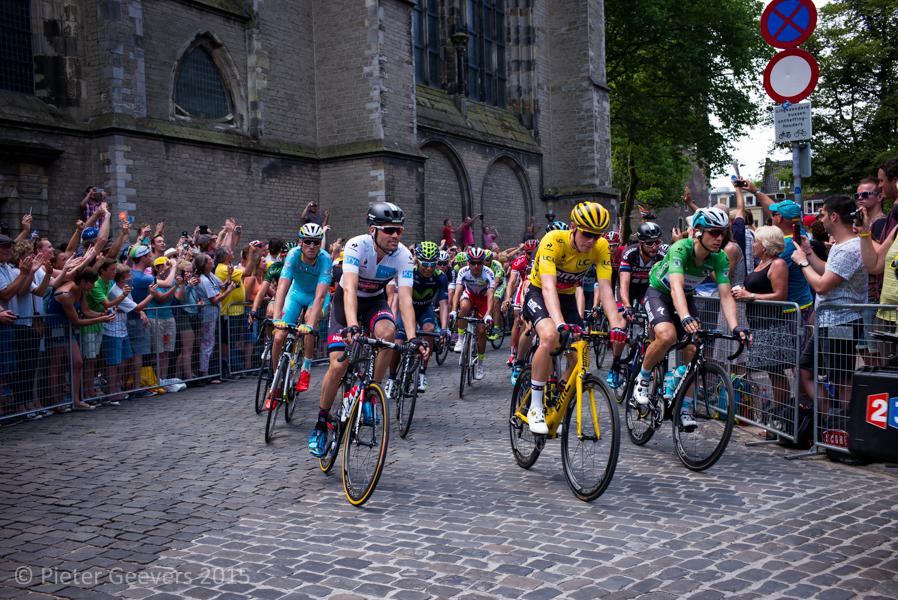 Grand Depart, 5 juli 2015, Utrecht
