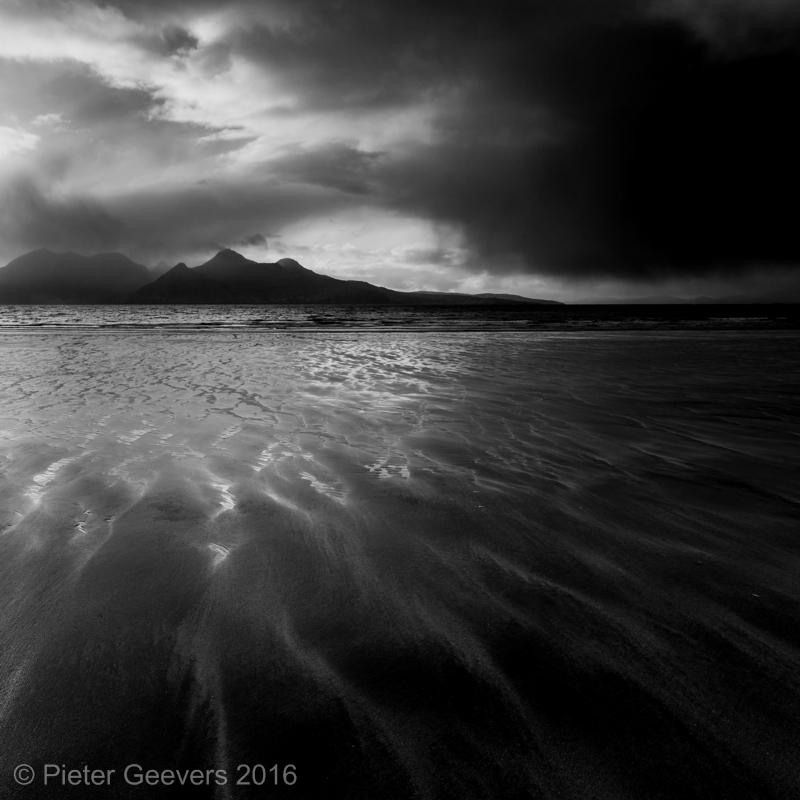 Ominous, Isle of Eigg, Scotland