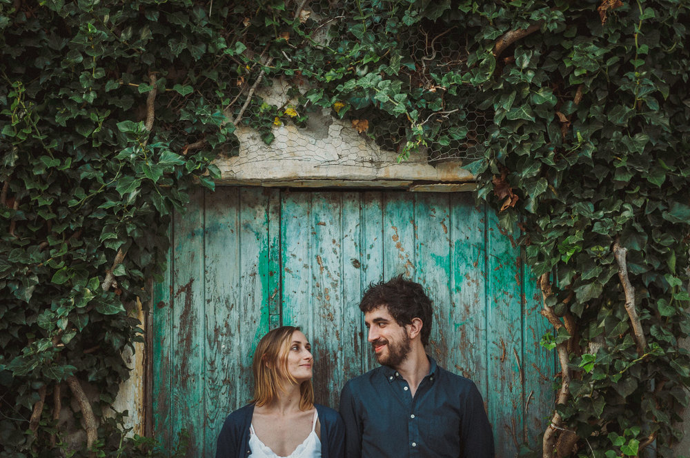 Mikel & Patricia's Barcelona couple shoot, Spain