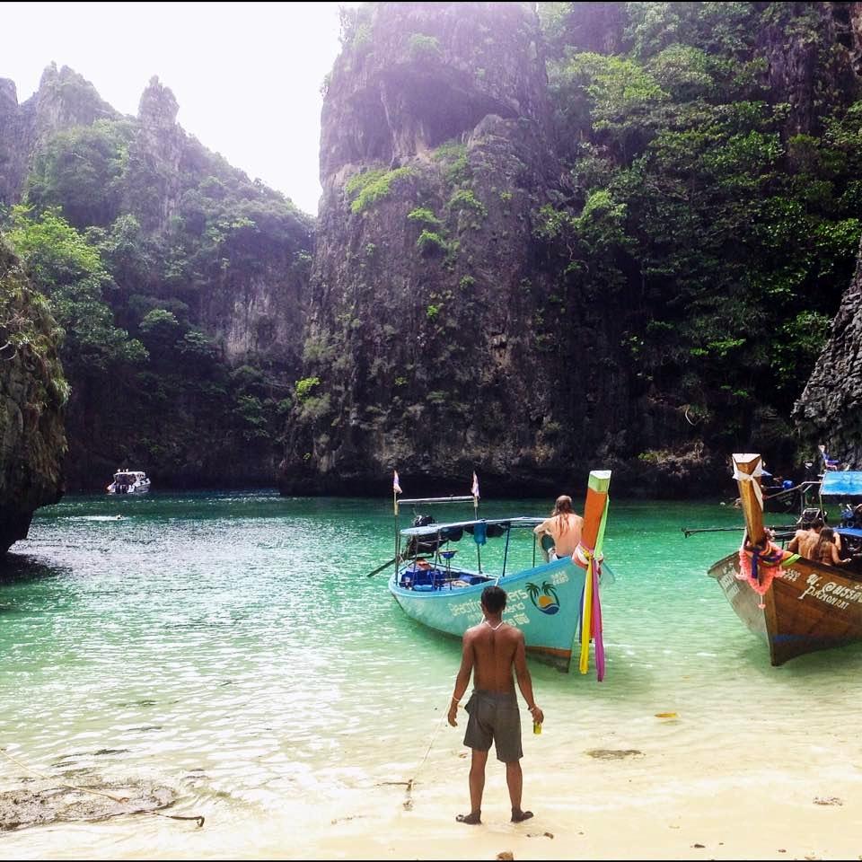 #captainthailand - Beachfront Divers - Koh Phi Phi, Thailand