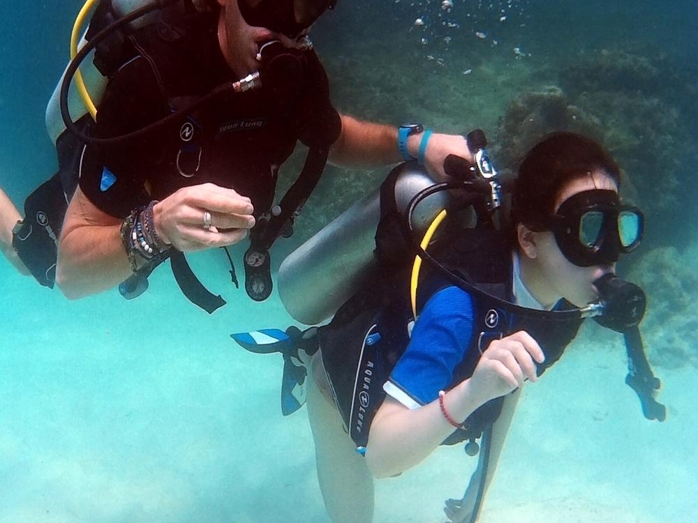 Discover SCUBA Diving - Beachfront Divers