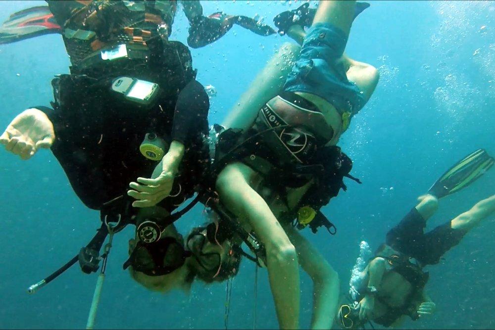 PADI ADvanced - Beachfront Divers