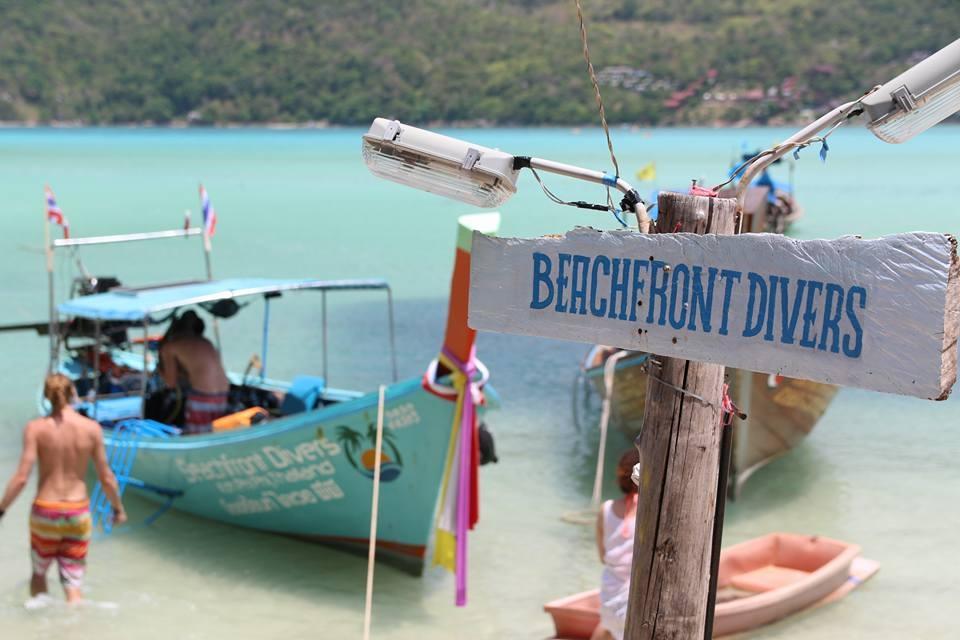 PADI Open Water Plus - Beachfront DIvers