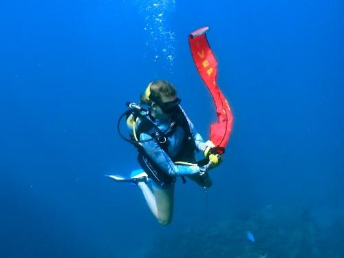 Rescue Course - Beachfront Divers - Koh Phi Phi, Thailand