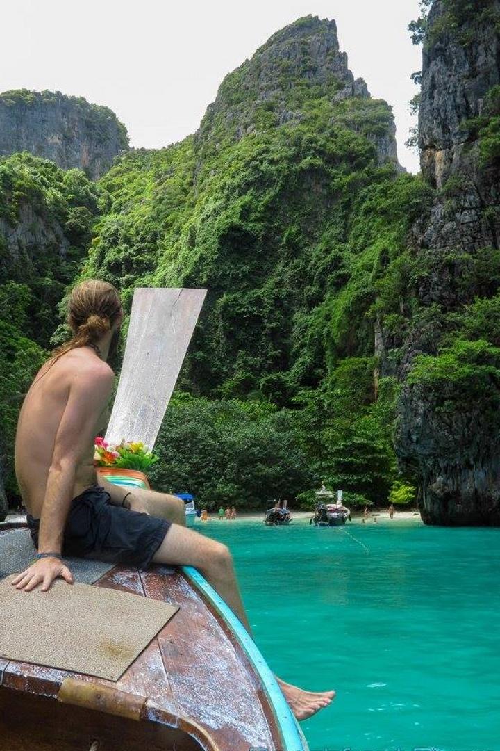 Boat Trips - Phi Phi Thailand - Beachfront Divers.jpg