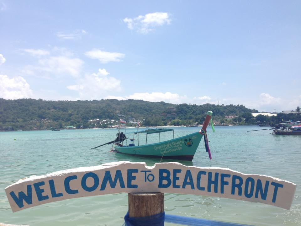 Welcome to Beachfront Divers - Phi Phi Thailand