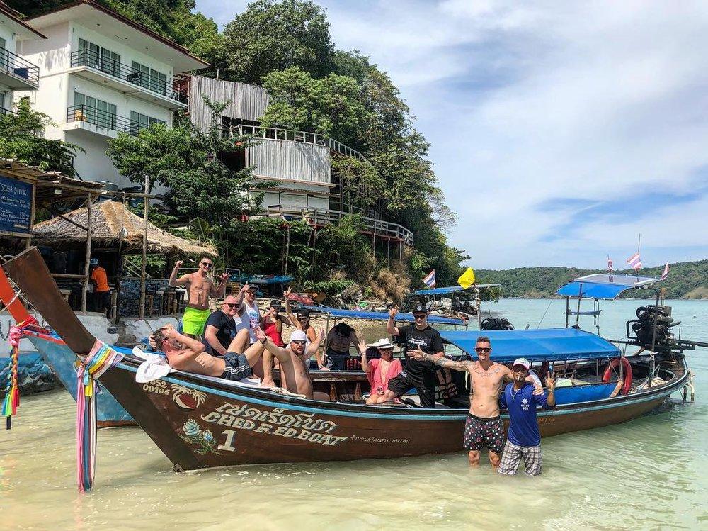 Beachfront Divers, Loh Dalum Bay