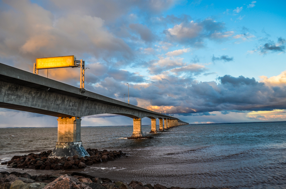 We travelled over the famed bridge to Prince Edward Island to tell the story of Atlantic Canadian businesses.