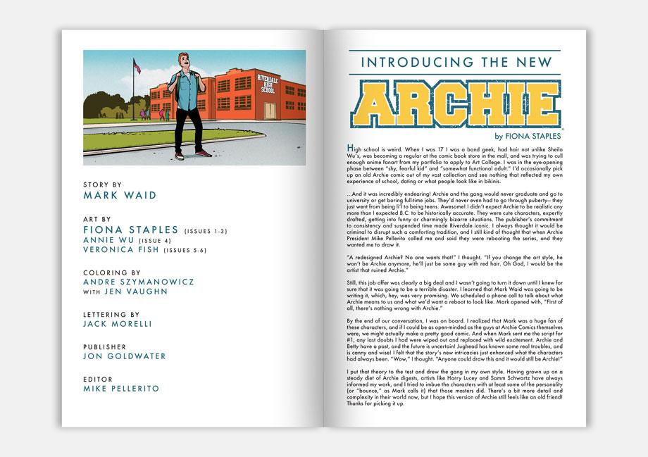Archie Series KARI McLACHLAN