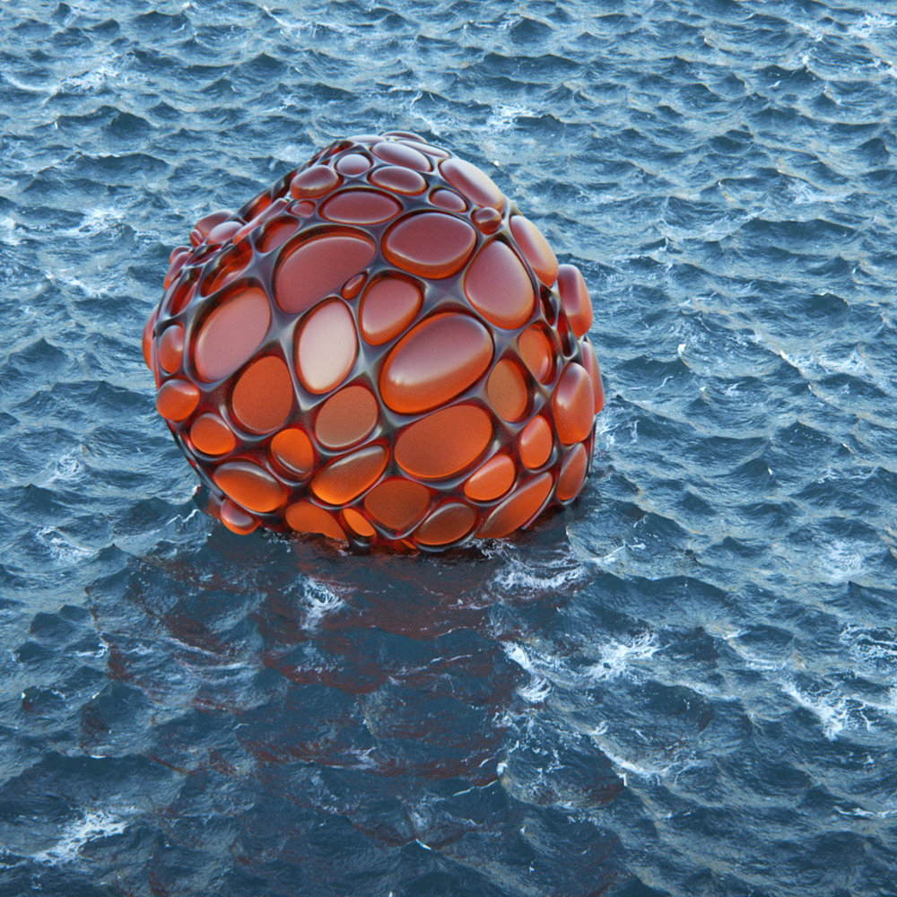 "STEP BY STEP: HOW TO CREATE ""THE BUOY"" IN CINEMA 4D"