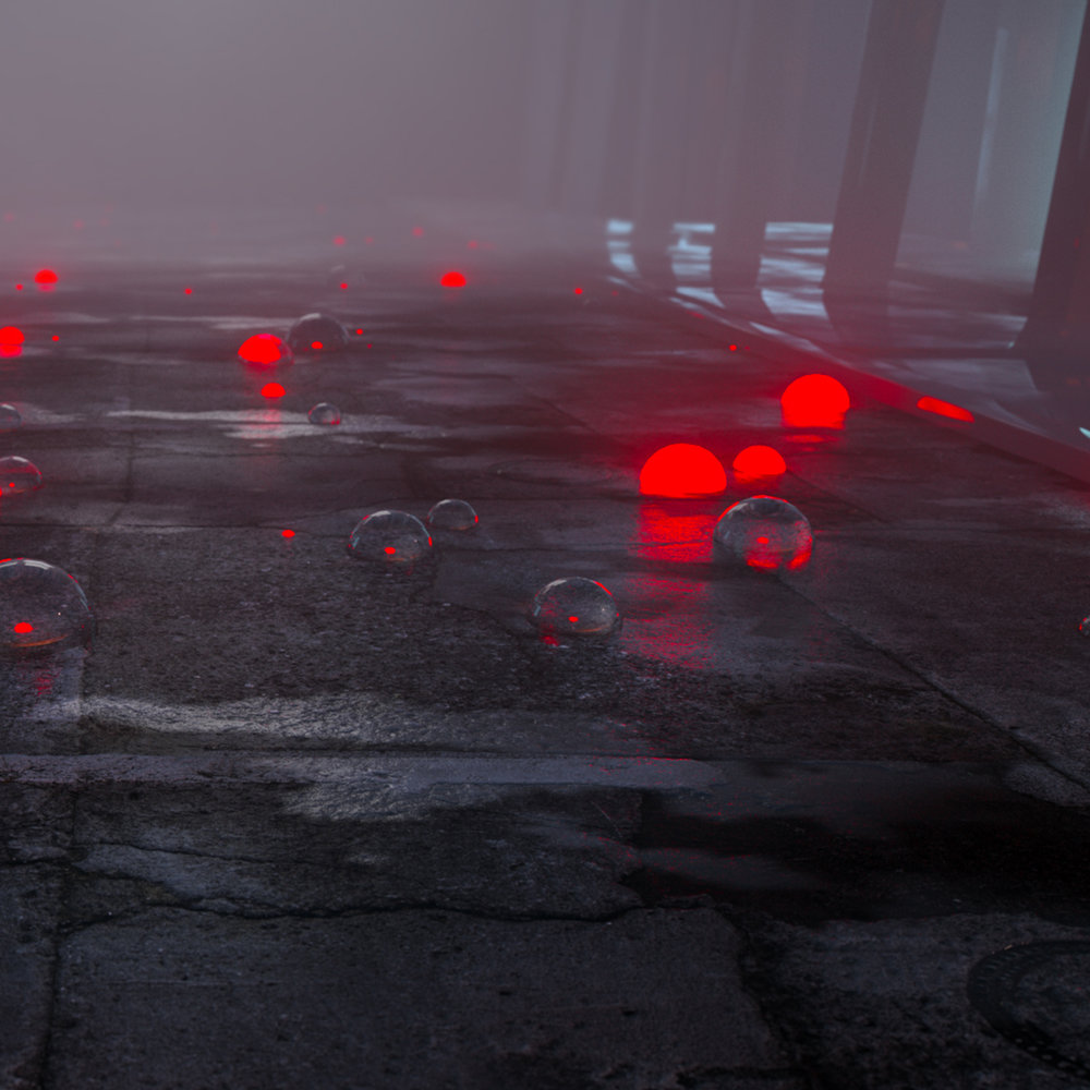 CREATE WET ROADS USING OCTANE IN CINEMA 4D