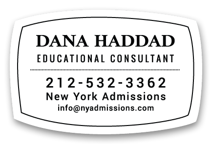 New York Admissions