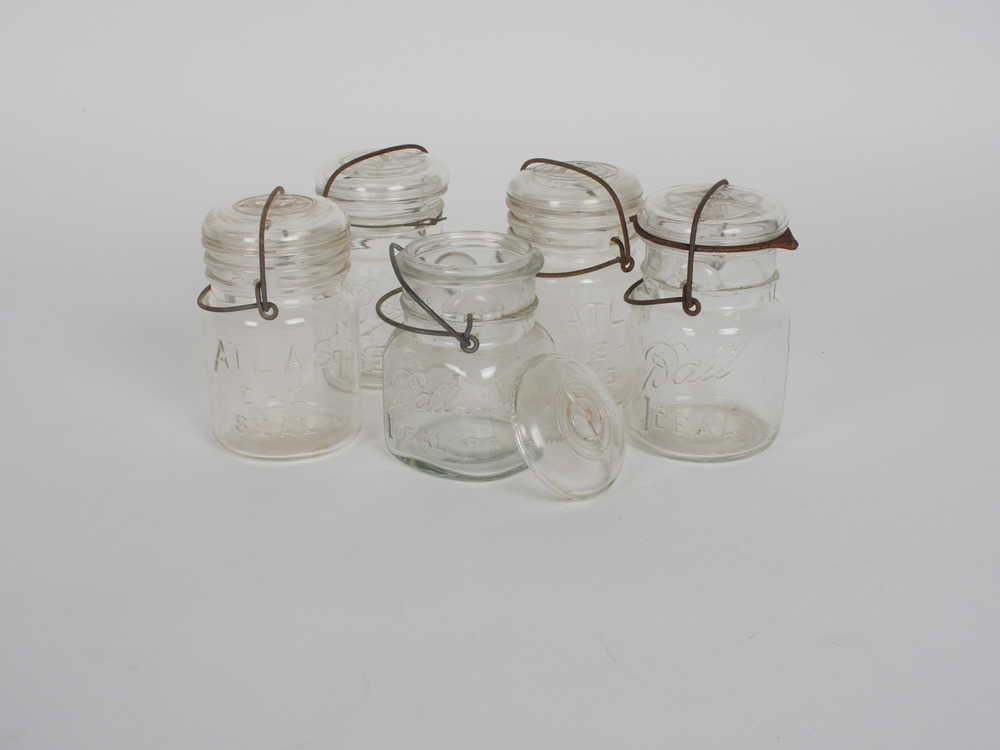 Lightning Jars, Set of Three