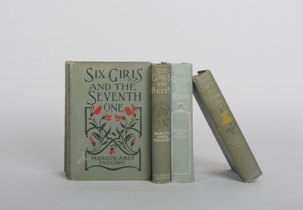 Marion Novels, Set of Three