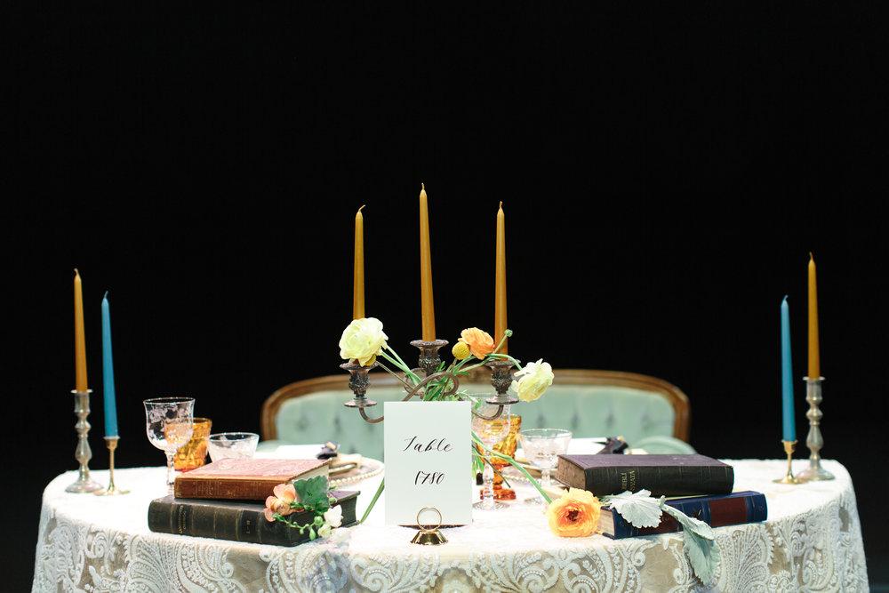Featured on Southern California Bride + Aisle Society | Hamilton Styled Shoot