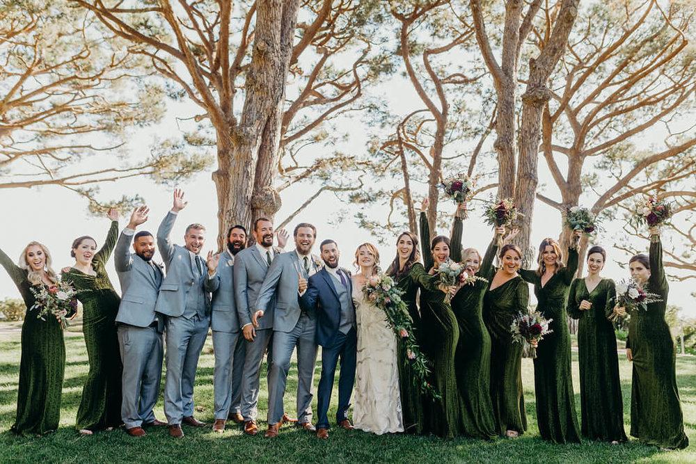 Provenance Vintage Rentals Los Angeles Orange County Beth and Ian Wayfarers Venue by Three Petals Blog 24.jpg