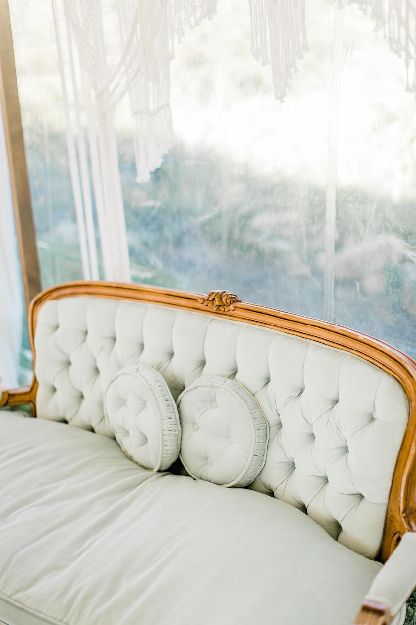 Provenance Vintage Rentals Vintage Mint Green Settee Hannah and Spencer South Coast Botanic Garden Wedding.png