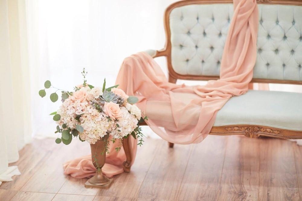Gwendolyn Velvet Settee 2 - Provenance Vintage Rentals Los Angeles Vintage Lounge Furniture Rental Vintage Sofa Sweetheart Table Rentals.jpeg