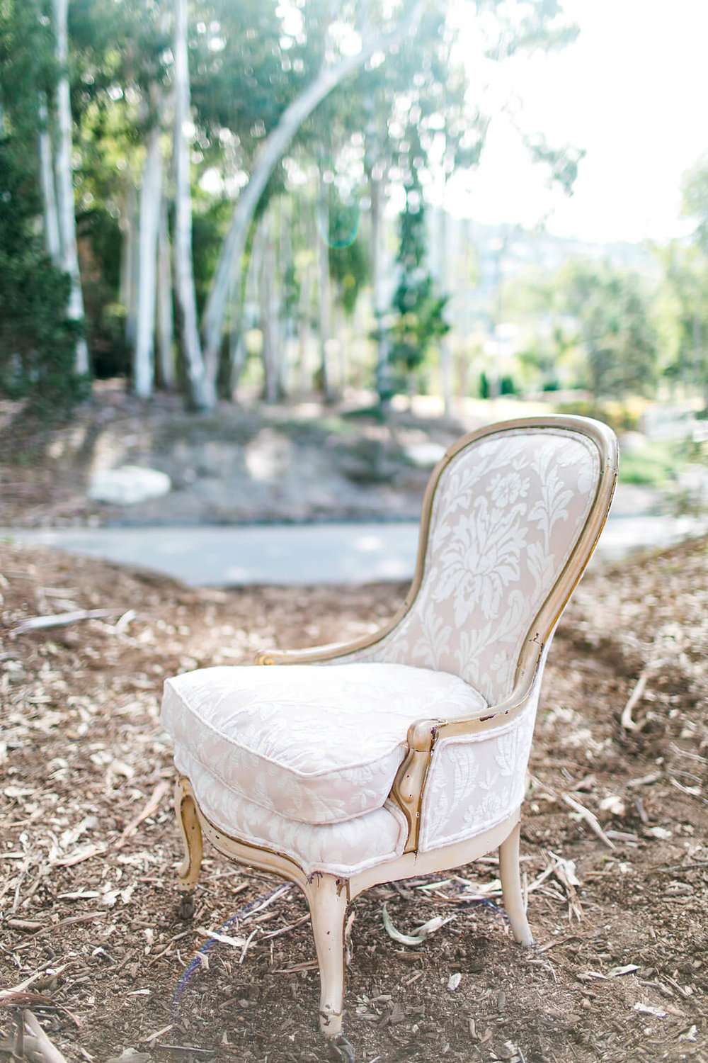 Madeleine Upholstered Armchair 1 - Provenance Vintage Rentals Los Angeles Pink Arm Chair Rentals Los Angeles Prop Rentals Los Angeles