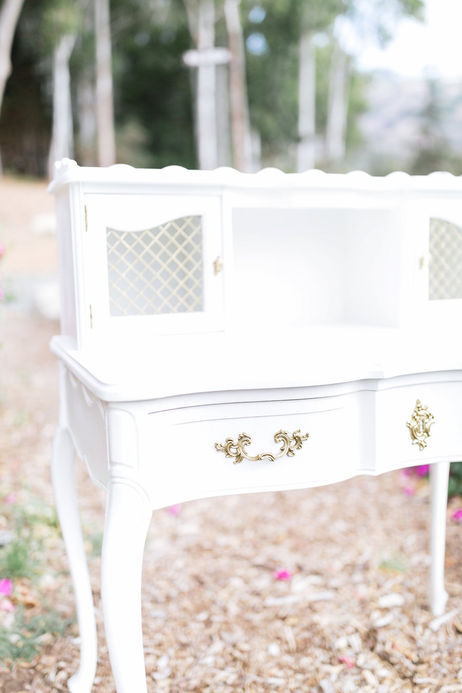 Colette French Writing Desk 6 - Provenance Vintage Rentals Los Angeles Vintage Rentals Near Me French Desk Hutch White Gold French Desk White Gold Wedding Decor Rentals Vintage Furniture Rentals Party Rentals Near Me Los Angeles.jpg