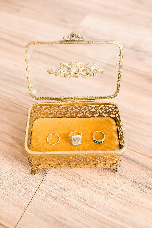 Fay Gold Trinket Box 3 - Provenance Vintage Rentals Los Angeles Vintage Gold Jewelry Box Rentals Prop Rentals Vintage Wedding Decor Party Rentals Specialty Rentals Los Angeles.jpg