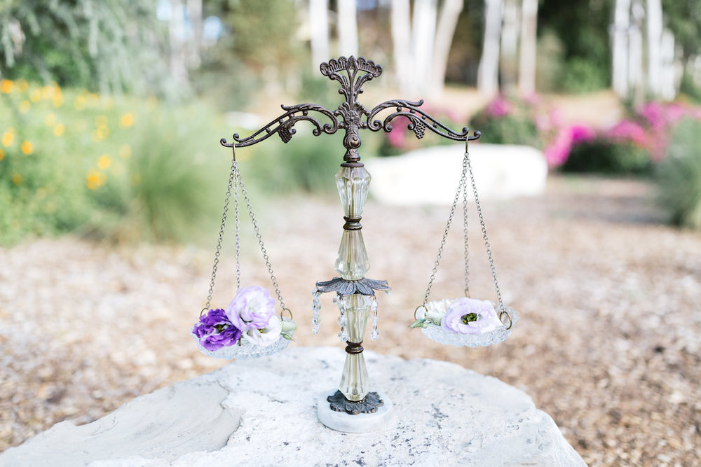Hillary Ornate Justice Scales 1 - Provenance Vintage Rentals Los Angeles Vintage Scales of Justice Vintage Balancing Scales Prop Rental Specialty Rental Party Rentals Los Angeles