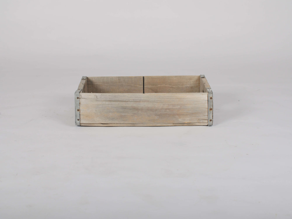 Josie Small Wooden Crate 2 - Provenance Vintage Rentals Los Angeles Vintage Crate Rental Los Angeles Prop Rental Party Rentals Specialty Rentals