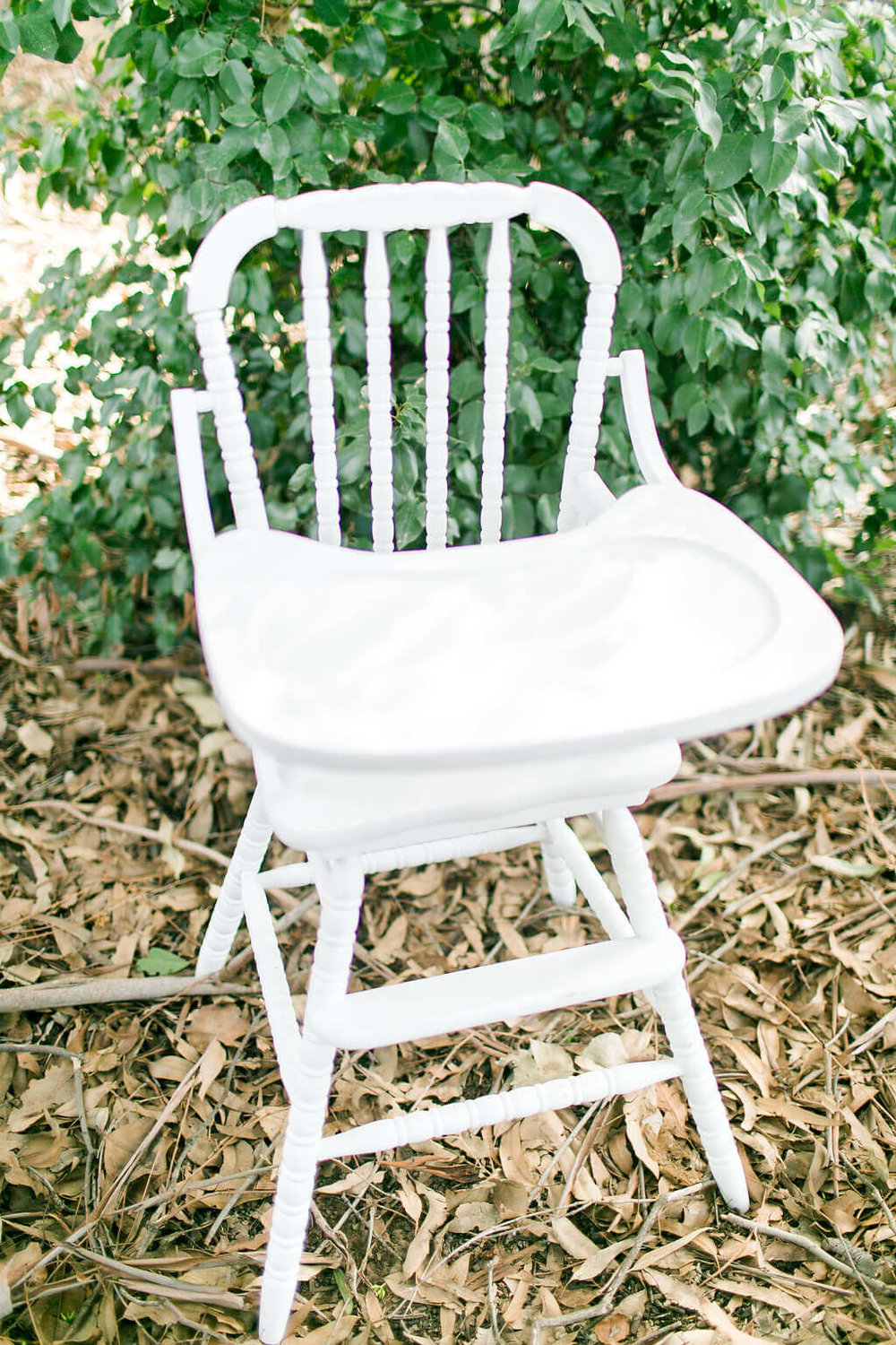 Logan Vintage High Chair 2 - Provenance Vintage Rentals Los Angeles Vintage High Chair Rental Los Angeles First Birthday Party Rentals Party Rentals.jpg