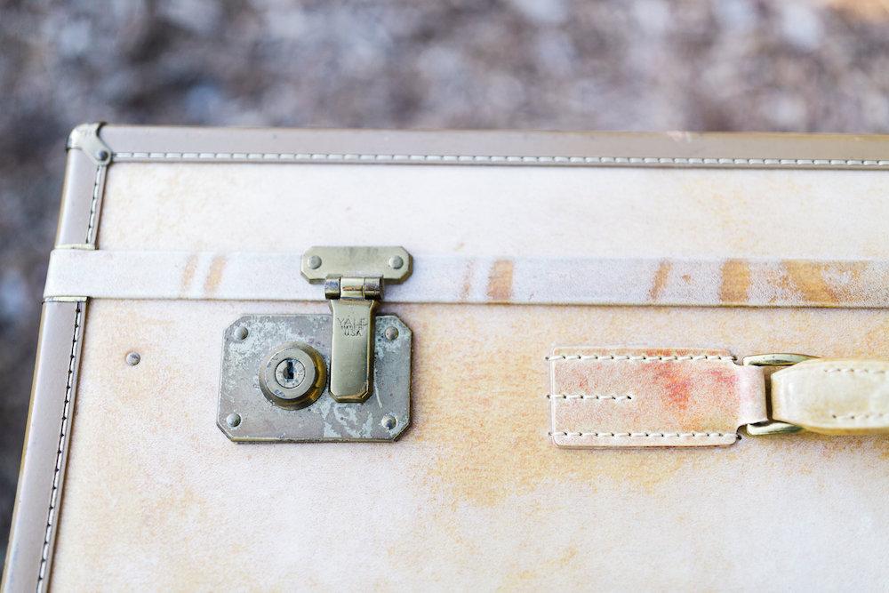 Grand Vintage Hartmann Luggage 3 - Provenance Vintage Rentals Los Angeles Vintage Rentals Near Me Vintage Suitcase Rentals Vintage Luggage Rentals Travel Theme Wedding Decor Rentals Los Angeles Party Rentals.jpg