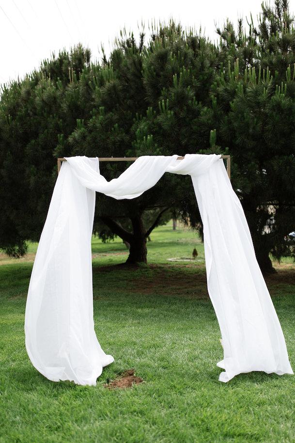 Chiffon Drapery Fabric
