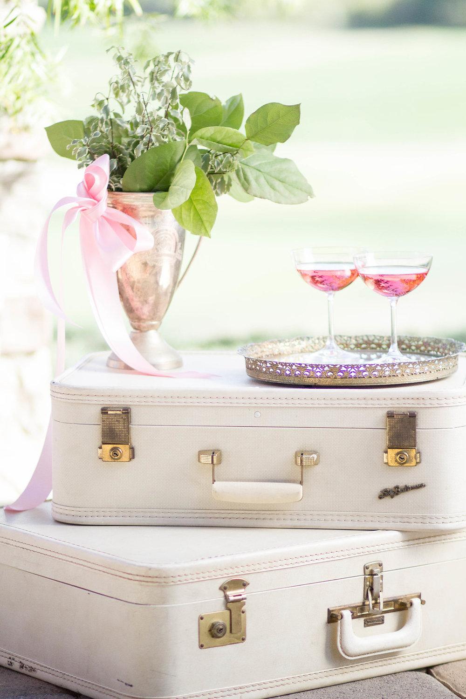 Provenance Vintage Rentals Vintage Whie Luggage Vintage Trophy Cup.jpg