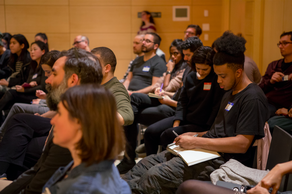 AIGA/NY Diversity In Design Matter–Mind Studio