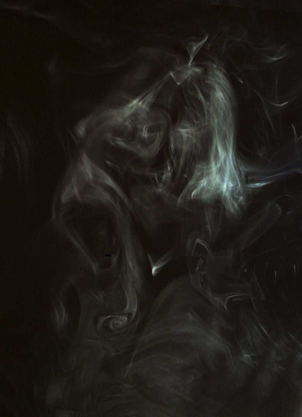 Pythia, 2015, archival pigment print,70x50 cm
