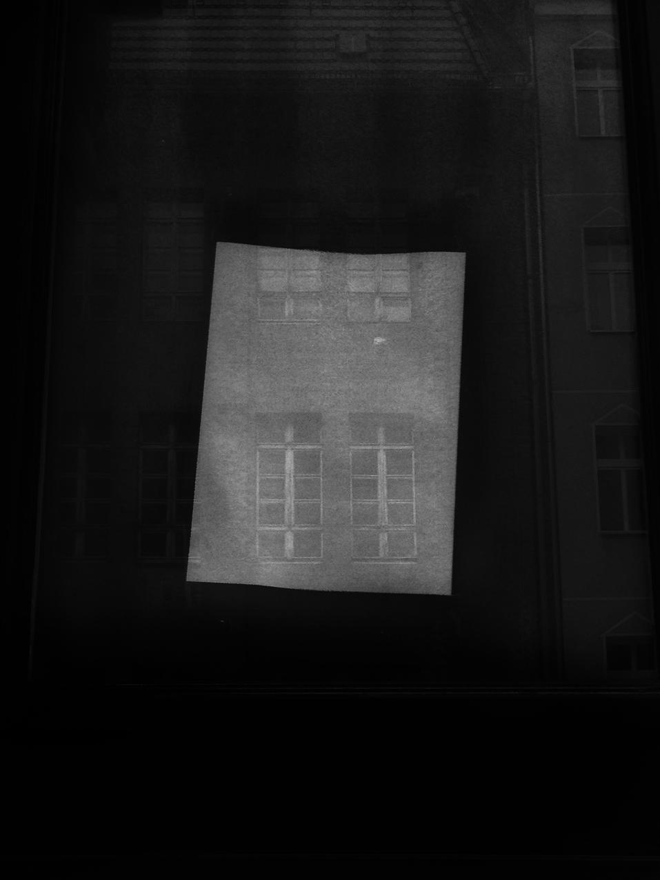 Letter, 2015, archival pigment print,70x52 cm